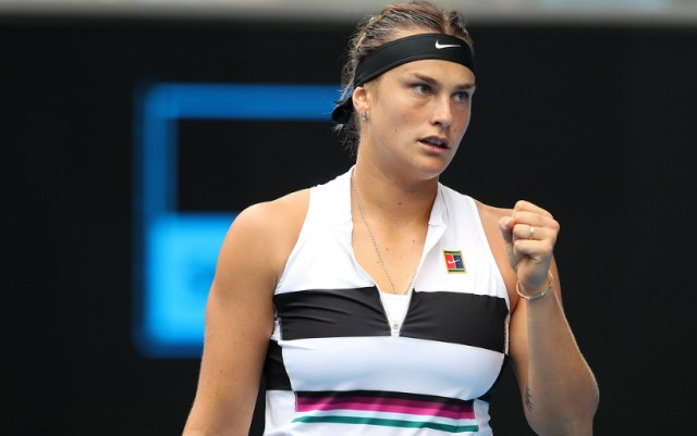 St. Petersburg. Aryna Sabalenka continues performance at competitions