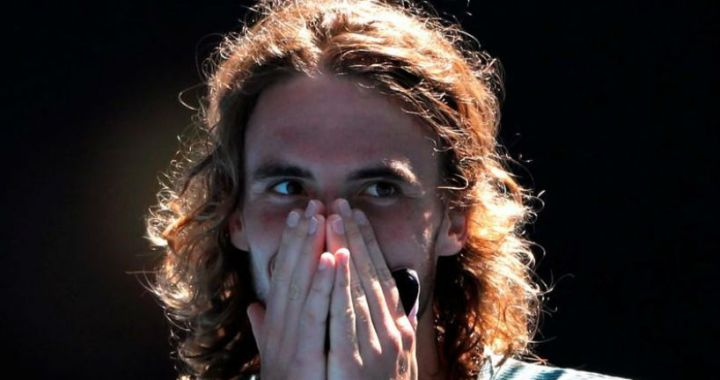 Stephanos Tsitsipas received a blessing from the Church of Constantinople (PHOTOS)