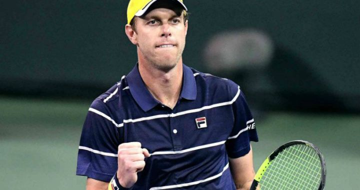 Sydney. Sam Querrey went into the second round on the failure of Malek Jaziri