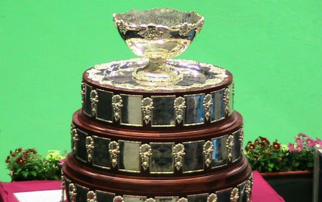"The draw for the final round of the ""Davis Cup"" will be held February 14 in Madrid"