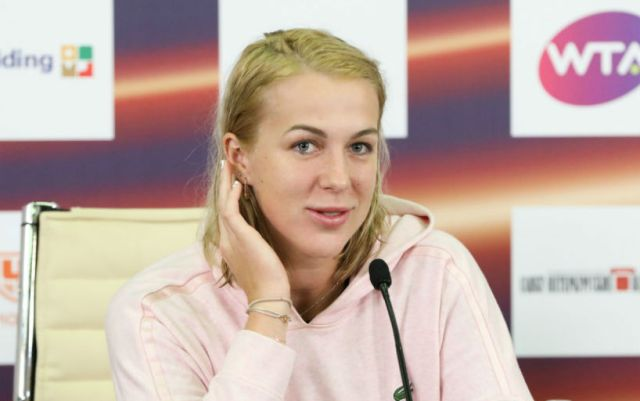 Anastasia Pavlyuchenkova: Sharapova is a kind of brand