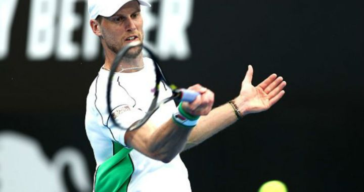 Andreas Seppi leaves Delray Beach tournament