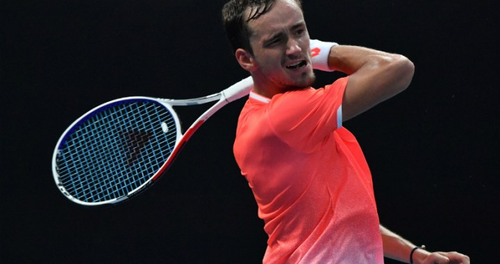 Daniil Medvedev made his way to the quarterfinals of the tournament in Sofia