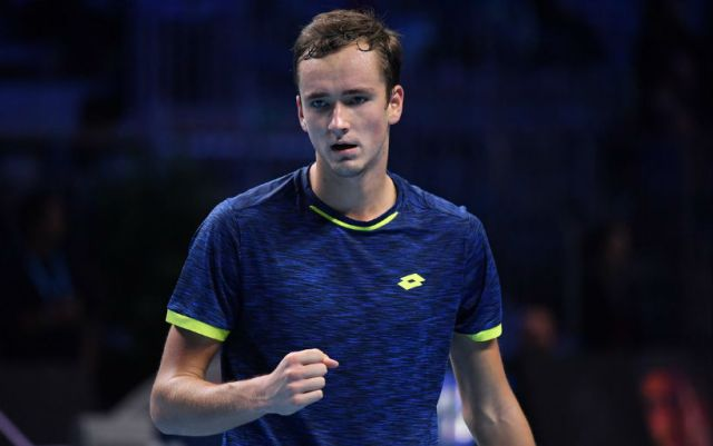 Daniil Medvedev went to the semifinals of the tournament in Sofia