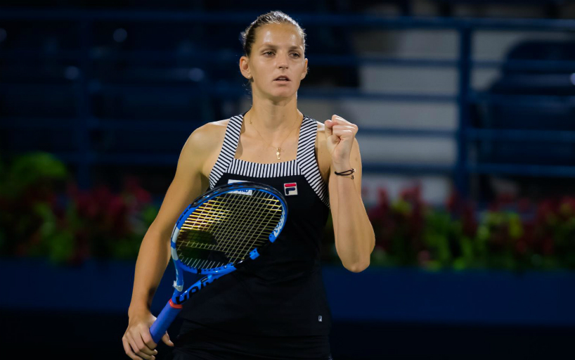 Dubai Karolina Plushkova overwhelmed Alison Riske in two tiebreaks_5c6d889655478.jpeg