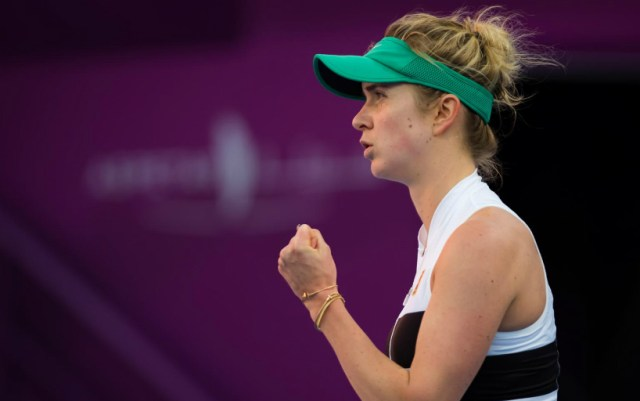 Elina Svitolina: Osaka deserves a place at the top of the rankings