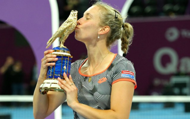 Elise Mertens: We work to win trophies and beat rivals from Top-10
