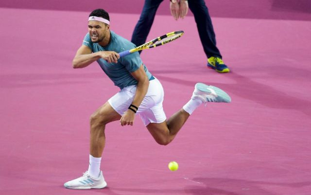 Jo-Wilfried Tsonga became a triumphant of the Montpellier tournament