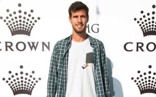 Karen Khachanov signed a contract with Rolex (PHOTO)