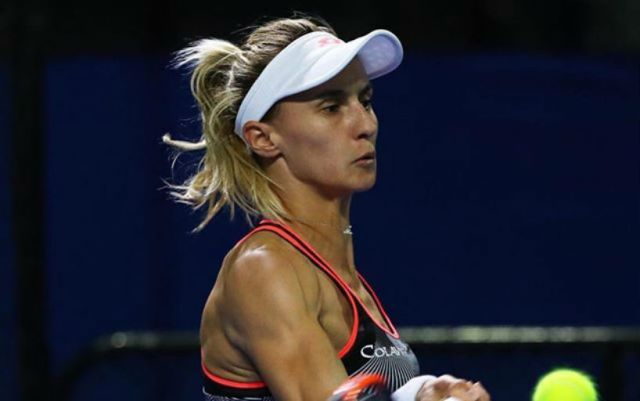 Lesia Tsurenko will not play in the tournament in Acapulco