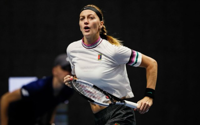 Petra Kvitova: I don't even think about the final in Dubai yet