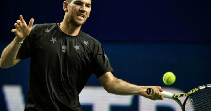 Sofia Open. Adrian Mannarino lost the 121st racket of the world