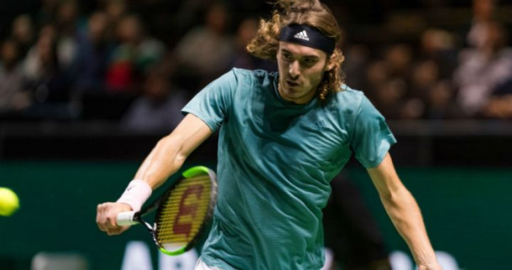 Stephanos Tsitsipas out of the fight at the tournament in Rotterdam