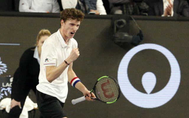 Ugo Humbert continues to perform in Marseilles