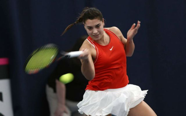 Ana Konjuh again underwent an operation on her elbow