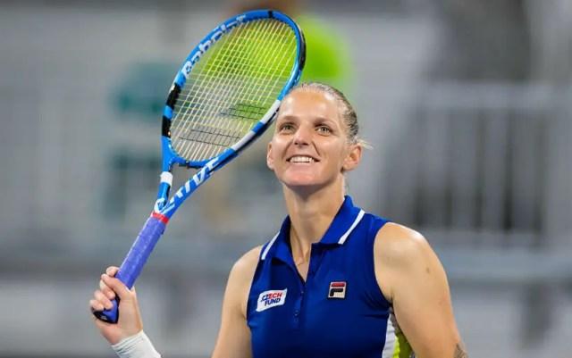 Karolina Pliskova became the semifinalist of competitions in Miami