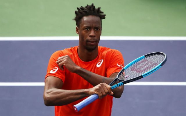 "Gael Monfils will play in the fourth round of ""Masters"" in the US"