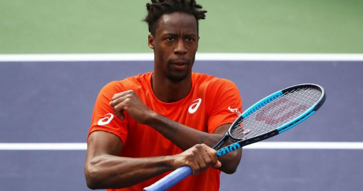"""Gael Monfils will play in the fourth round of """"Masters"""" in the US"""