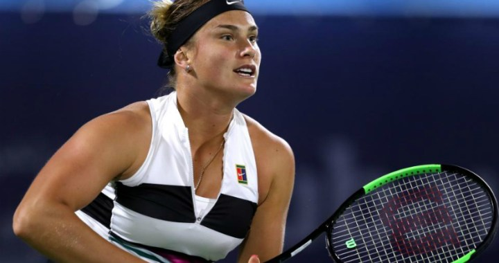 Indian Wells. Aryna Sabalenka overcame the barrier of the second round of the competition