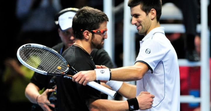 Janko Tipsarevic: Djokovic deserves the title of the best player in history