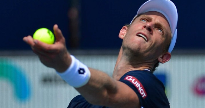 Kevin Anderson: I feel that once again I can powerfully hit the ball