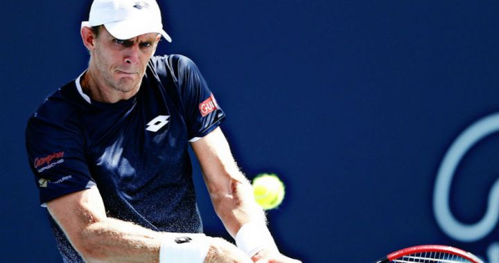 Miami Kevin Anderson continues to fight in the tournament