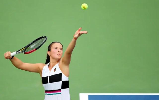Miami Open. Daria Kasatkina took only four games from Venus Williams