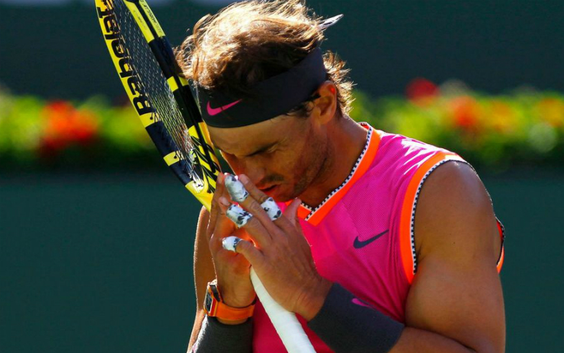 Rafael Nadal Now Tennis Players Play Longer But They Have Much More Injuries