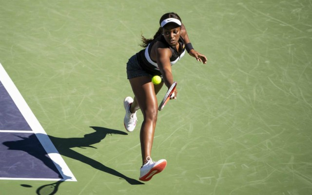 Sloane Stephens failed to defend title in Miami