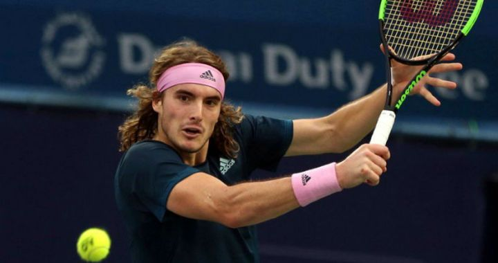 Stephanos Tsitsipas and Marin Cilic will play at Queen's Club competitions