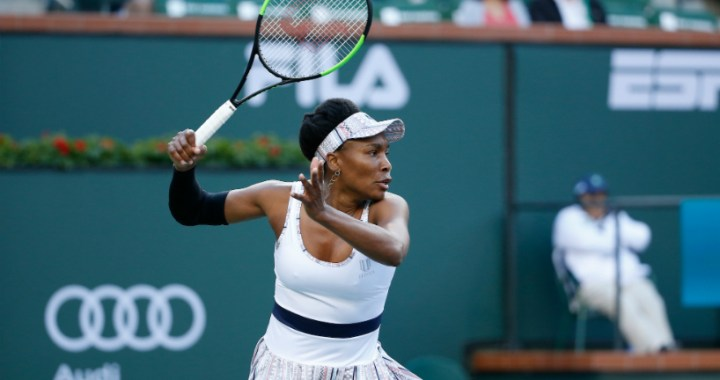 Venus Williams with a victory started in a tournament in Miami