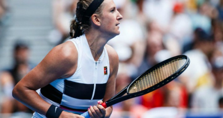 Victoria Azarenka successfully launched in Indian Wells