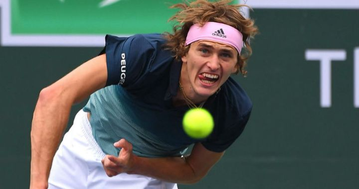 Alexander Zverev continues performance in Marrakesh