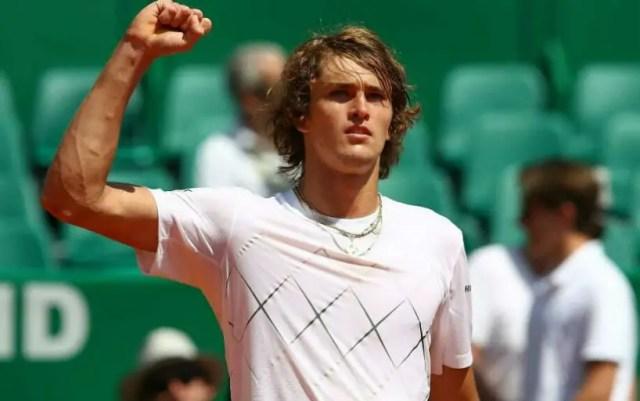 Alexander Zverev: Federer loves to joke in the locker room