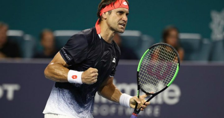 Barcelona David Ferrer will play in the third round