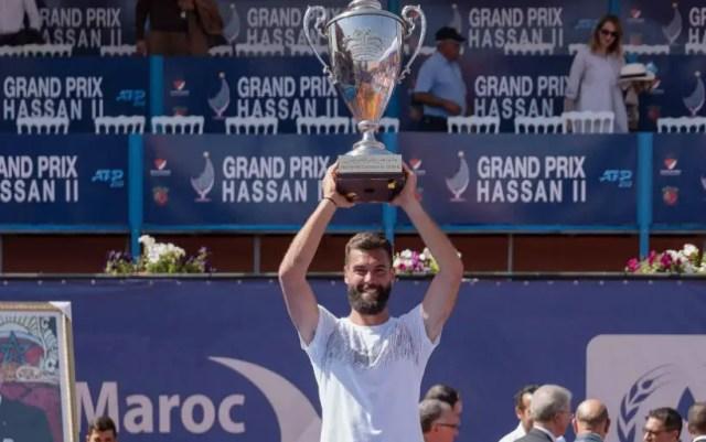 Benoit Paire: I am very happy