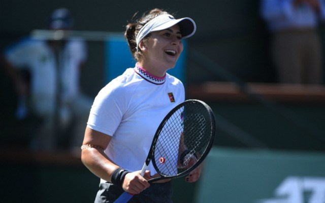 Bianca Andreescu responded to fan requests on Twitter