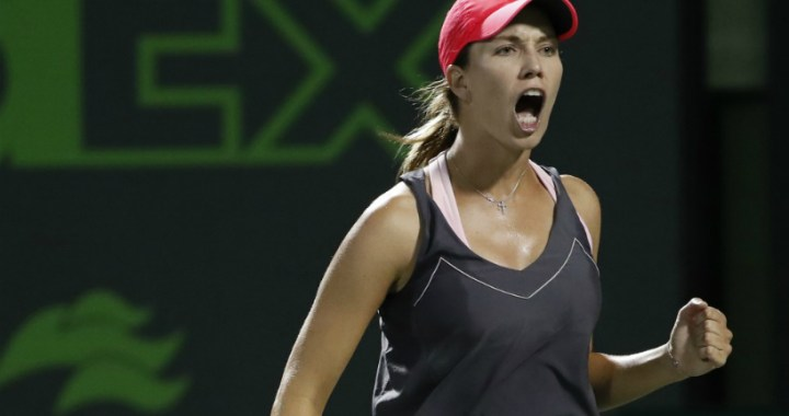Danielle Collins will play in 1/4 competition in Charleston