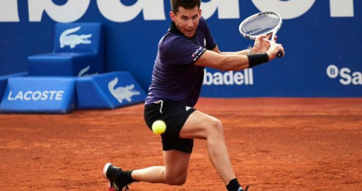 Dominic Thiem continues his performance in Barcelona