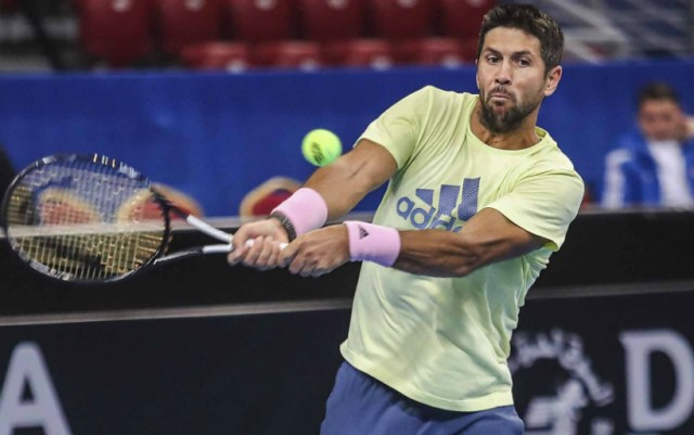 Fernando Verdasco leaves competition in Marrakesh