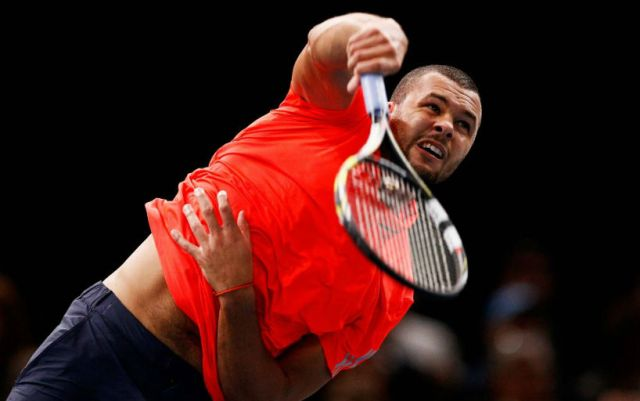 Jo-Wilfried Tsonga withdrew from the tournament in Monte Carlo