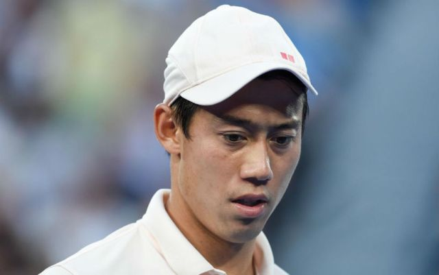 Kei Nishikori continues performance in Barcelona