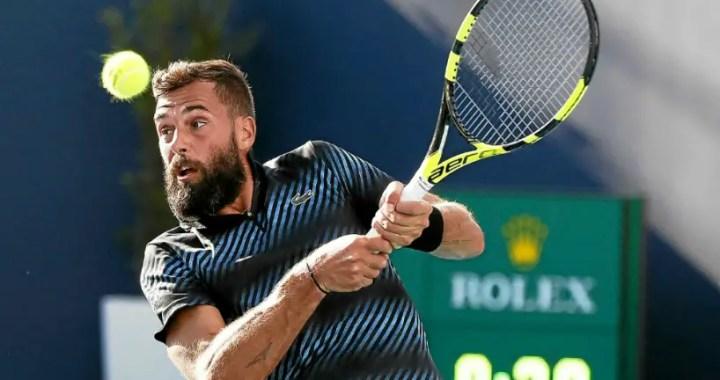 Marrakesh. Benoit Paire reached the semifinals