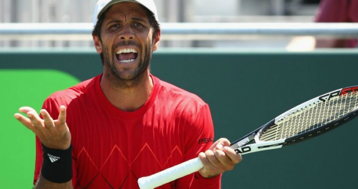 Monaco. Fernando Verdasco did not cope with Pierre-Hugues Herbert