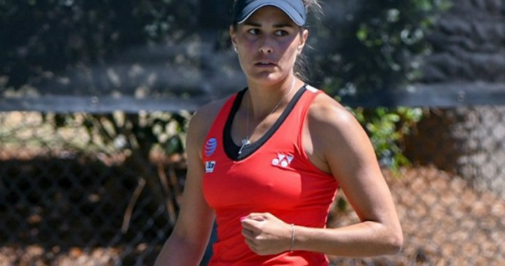 Monica Puig: I haven't won four games in a row