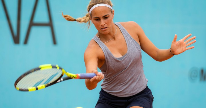 Monica Puig: I thought that with a new coach, the results will come literally right away
