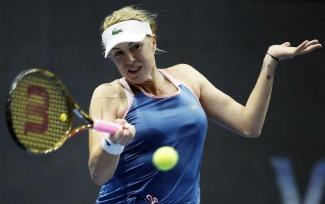 Monterrey. Anastasia Pavlyuchenkova did not give the opponent a single game
