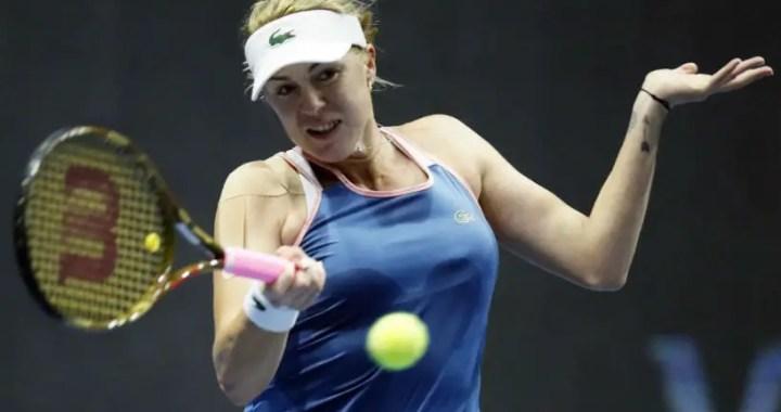 Monterrey. Anastasia Pavlyuchenkova did not give the opponent a single game