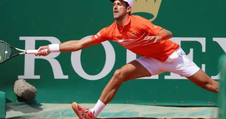 Novak Djokovic went into the quarterfinals of the tournament Monte Carlo
