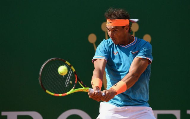 Rafael Nadal became the semifinalist of the tournament in Monte Carlo